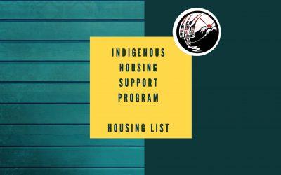Rental Housing List